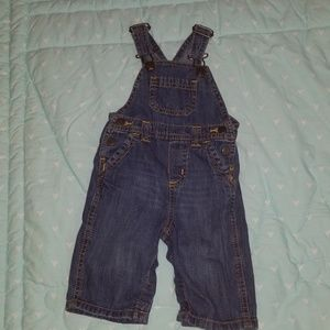 Old Navy jean overalls